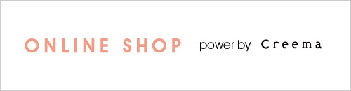 ONLINE SHOP power by Creema